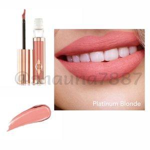Charlotte Tilbury Hollywood Lips Platinum Blonde